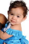 Young Hispanic Girl — Stock Photo