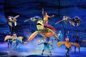 Finding Nemo Play at Disney World — Stock Photo