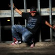 Hip Hop Dancer - Foto Stock