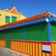 Stockfoto: House in Saint Martin in Caribbean