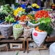 Fresh Produce Market in Peru — Stock Photo
