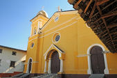 Colonial Church in Cajabamba, Peru — Stock Photo