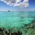 paraíso tropical — Foto Stock