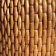Detail of wicker and Rope — Stock Photo