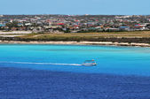 View of Grand Turk Isalnd — Stock Photo