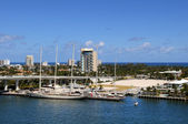 View of Fort Lauderdale Water Front — Stok fotoğraf