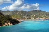 视图国税局圣托马斯岛 — 图库照片