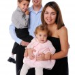 Family of Four — Stock Photo #15391341