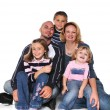 Family Smiling — Stock Photo #15391547