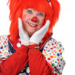Happy Clown — Stock Photo #15393247