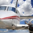 Foto Stock: Corporate Airplane