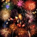 Fireworks — Stock Photo #15394773