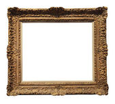 VIntage Gold Frame — Stock Photo