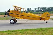 Avión vintage — Foto de Stock