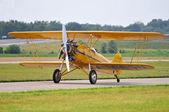 Vintage pt-17 uçak — Stok fotoğraf