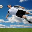 Soccer Action — Stock Photo #16630443