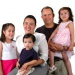 Latin Family — Stock Photo #16639745