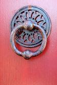 Manija de puerta vintage — Foto de Stock