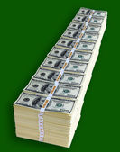 One Million Dollars — Foto Stock