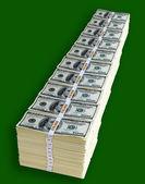 One Million Dollars — Stock Photo