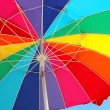Colorful Umbrella - Stock Photo