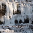 Stock Photo: Iced Water Fall