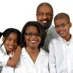 Family of Four — Stock Photo #16856043