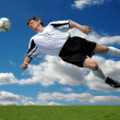 Soccer Action — Stock Photo #16856173