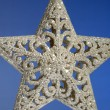 Stock Photo: Star Christmas Ornament