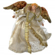 Angel Christmas Ornament (Antique) — Stock Photo