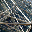 Geodesic Structure of Building — Stock Photo