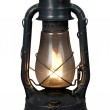 Oil Lamp (With CLipping Path — Stock Photo