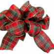 Christmas Bow — Stock Photo