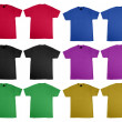 T-shirts - Stock Photo