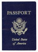 US Passport — Stock Photo