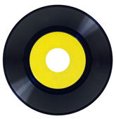 Vintage Vinyl Record — Stock Photo