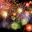 Fireworks In Grand Finale — Stock Photo #18417197