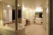 Moderní koupelna — Stock fotografie