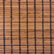 Stock Photo: Bamboo placemat