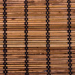 Bamboo placemat — Stock Photo