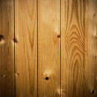 Spot light on wooden background, texture — Stock Photo
