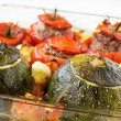 Stock Photo: Stuffed vegetables