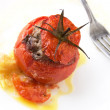 Stuffed tomato — Stock Photo