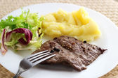 Steak — Foto Stock
