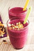 Smoothie — Stockfoto
