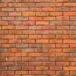Brick wall background, texture — Stock Photo #12753163