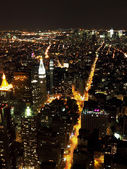 NYC from Empire State Bulding — Stock Photo