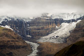 Morsarjokull glacier, Skaftafell National Park, Iceland — Stock Photo