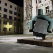 Statue of justice, Brno — Stock Photo