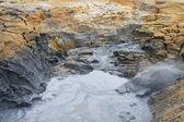 Namafjall geothermal area, Iceland — 图库照片